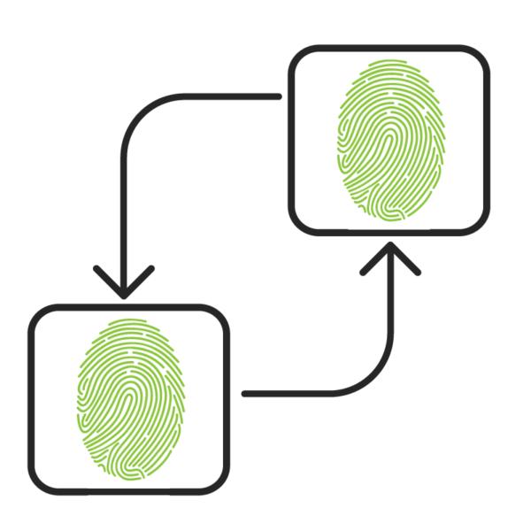An icon for inVize Enterprise