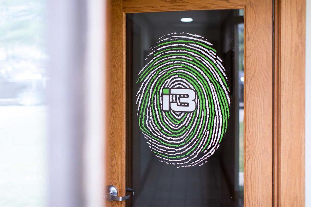 An image of i3's front door