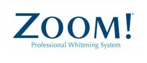 Logo for Zoom Teeth Whitening treatment found at Smiles of Beverly Hills.