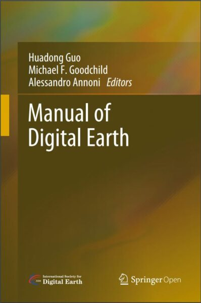 New book: Manual of Digital Earth