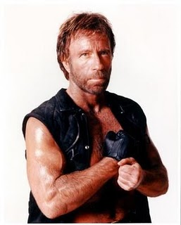 Who doesnt like a little Chuck Norris!?