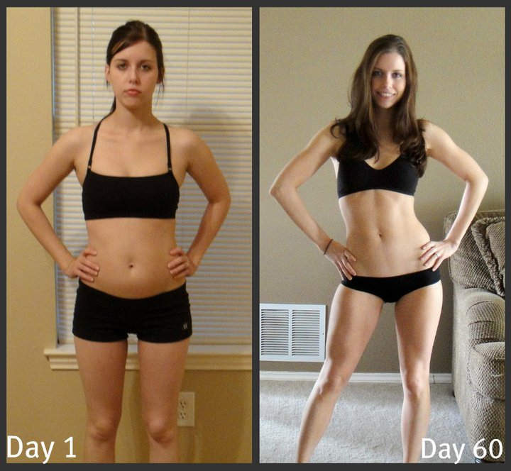 P90X and Brazil Butt Lift Schedule- Markie Reeves Results