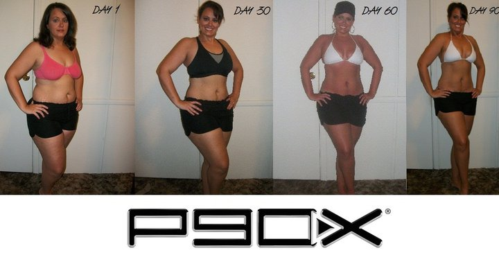 Jessica Adams-Can women slim down in 90 days with P90X and Shakeology?