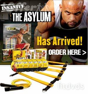Week 2 of Insanity- The Asylum