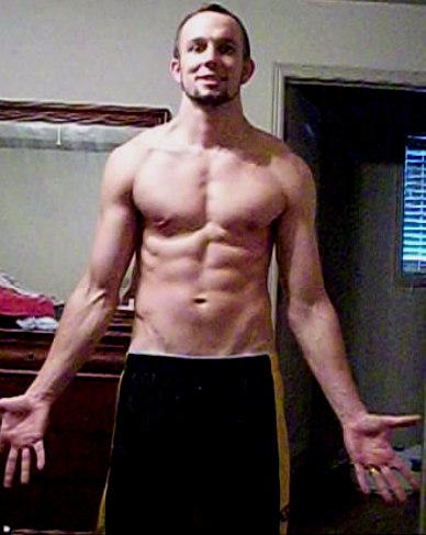 Scottie Hobbs- Can you get ripped results in 30 days with Insanity Asylum?