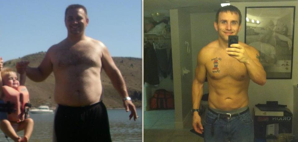 Scott Lewis – P90x and a healthier lifestyle