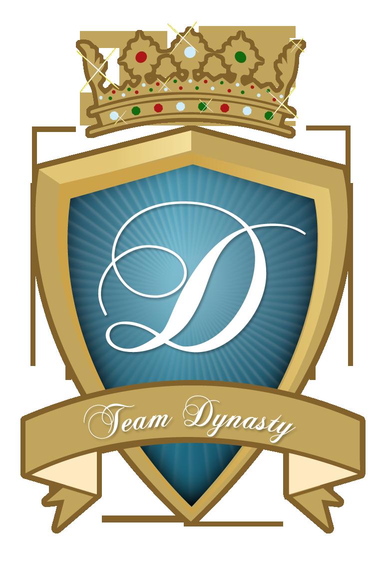 Bombshell Dynasty-I'm a Team Dynasty Coach