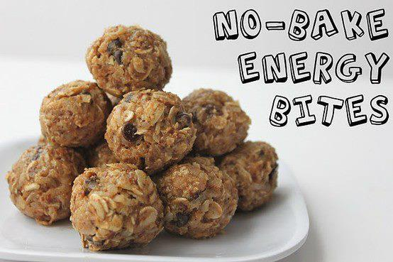 Shakeology No Bake Energy Bites