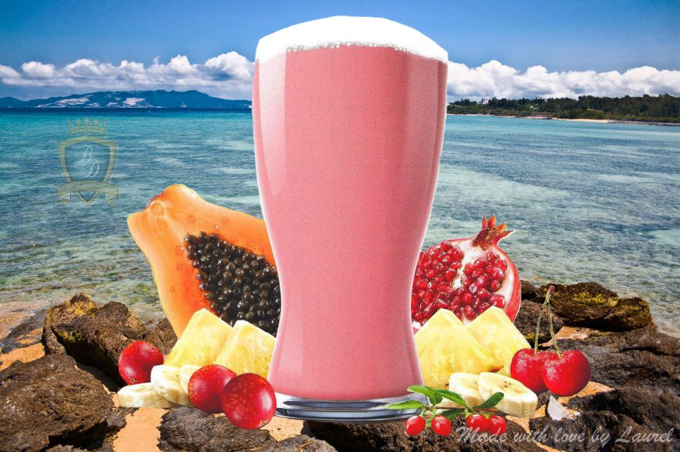 Taste the Tropics – Tropical Strawberry Shakeology