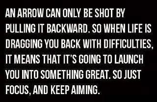 Focus and Keep Aiming for the Goal