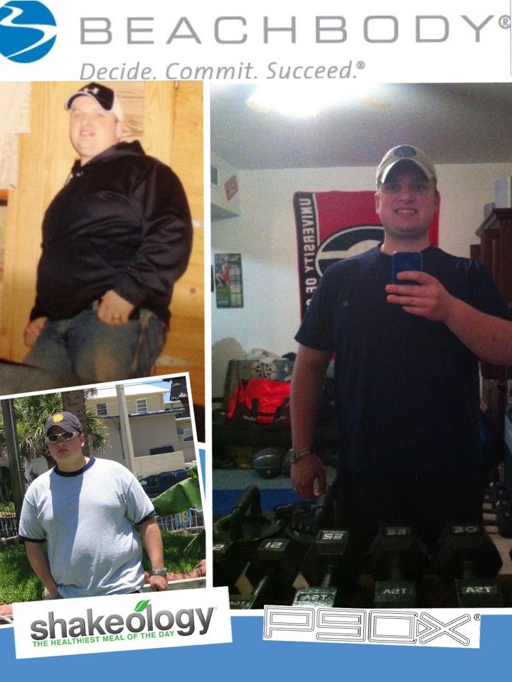 Mike Moore – How to loose weight with P90X – Beachbody