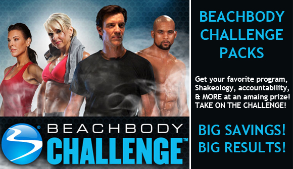 Beachbody Challenge Pack Price