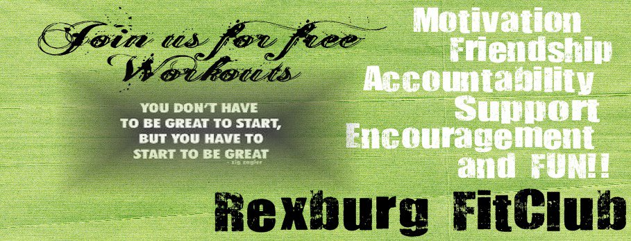 Rexburg Fit Club- What to do in Rexburg Idaho
