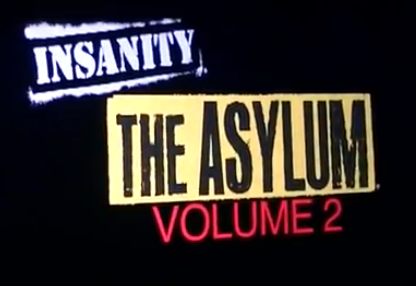 Insanity the Asylum Volume 2- Elite Training Series