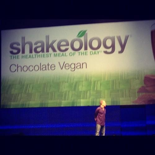 Chocolate Vegan Shakeology