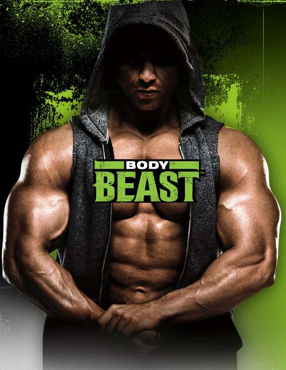 Body Beast Challenge Pack