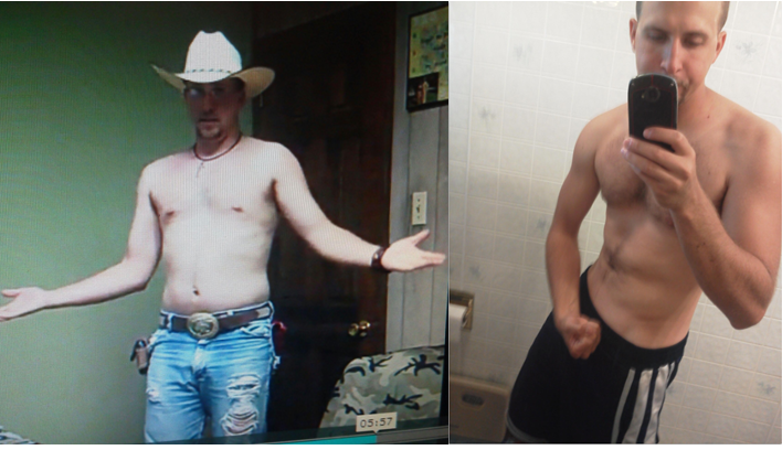 P90X Results – Grant Weil