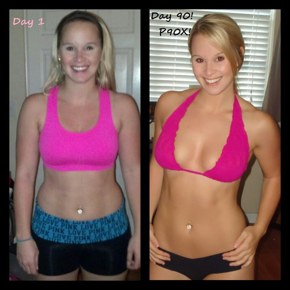 P90X Female Transformations