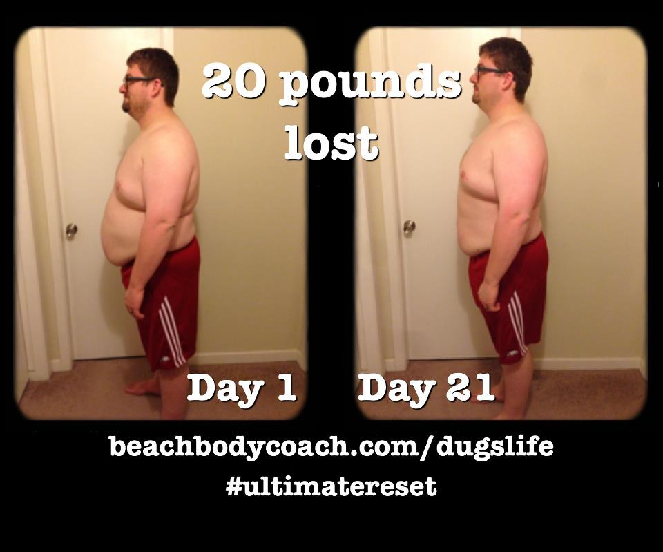 Ultimate Reset Results
