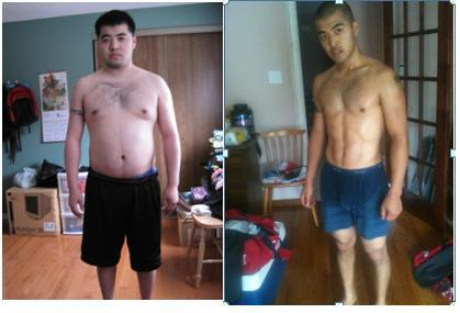 P90X Transformation Story- How P90X Changed My Life