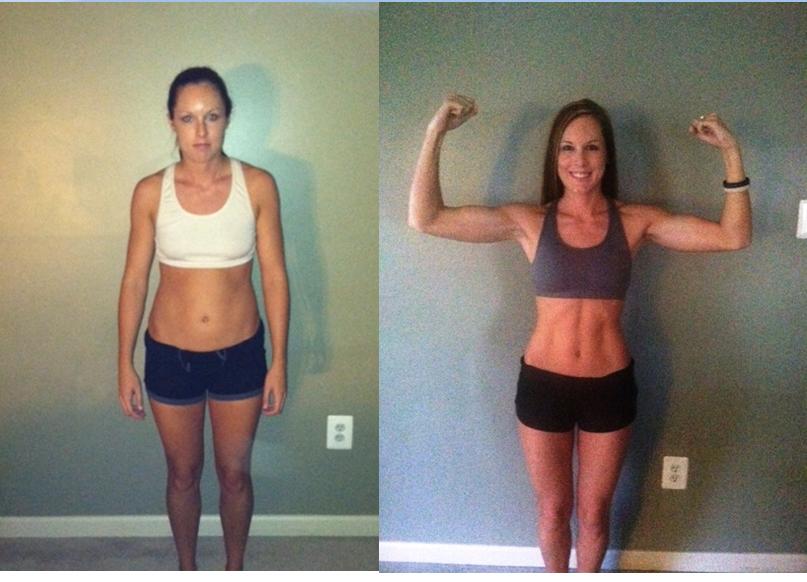 Body Beast for Girls- Jenna's Beast Body Beast Transformation