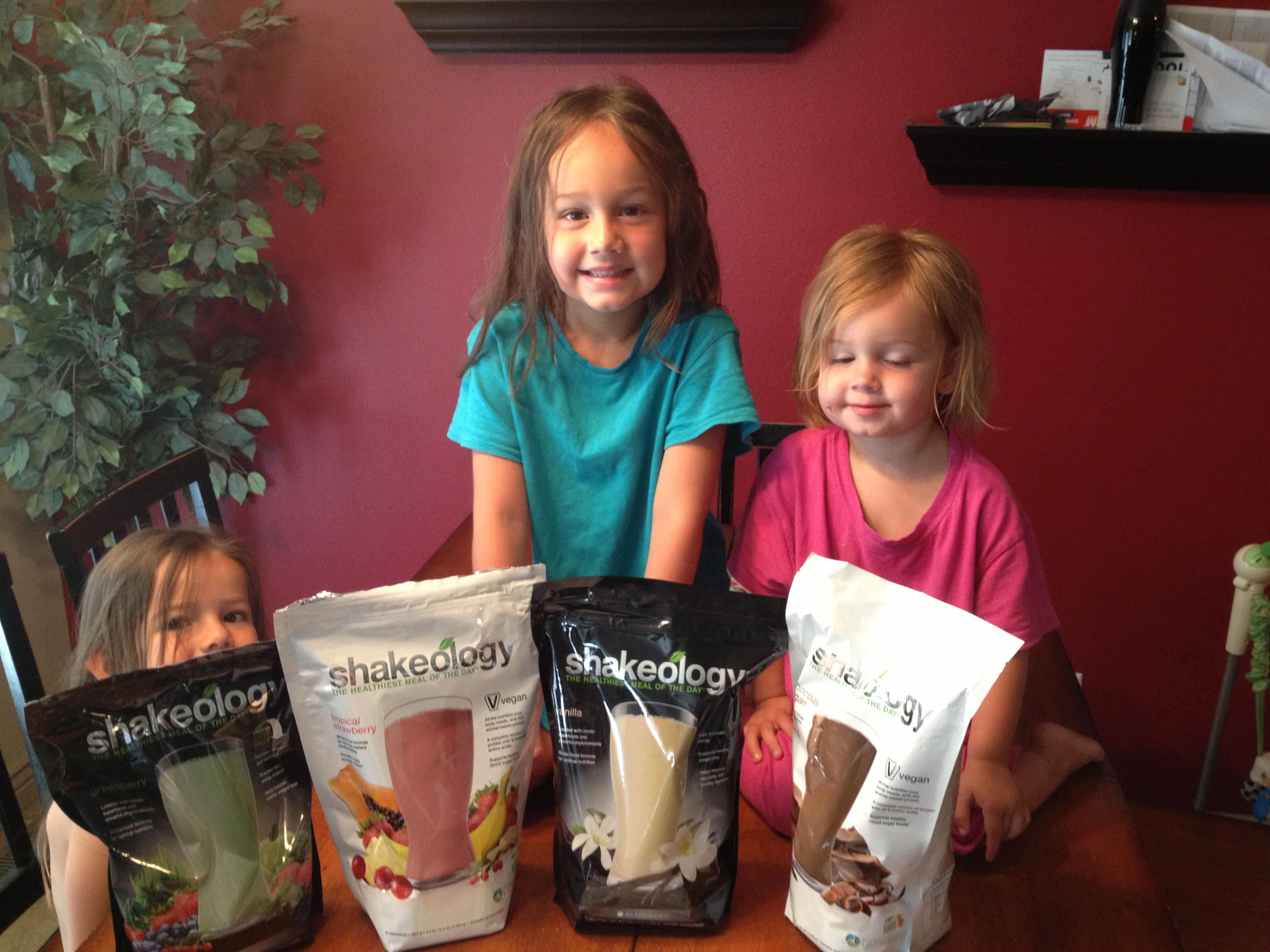 Shakeology_flavors