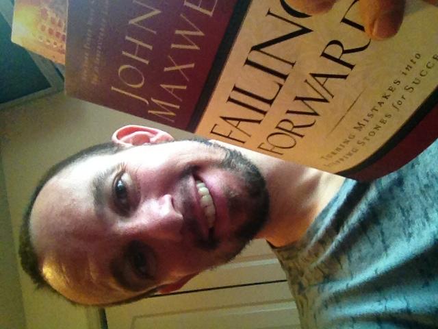 John C. Maxwell's Book Failing Forward