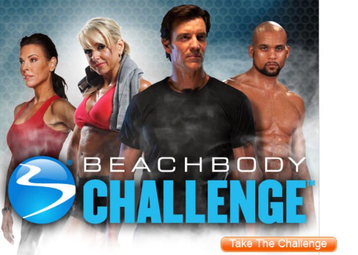 Take the Beachbody Challenge