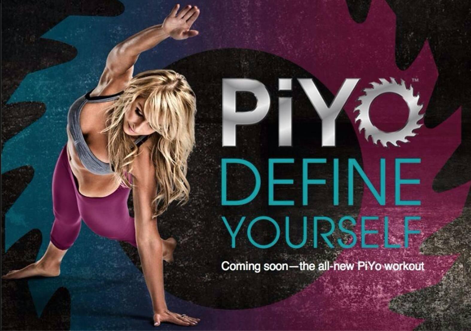 New PiYo Workout
