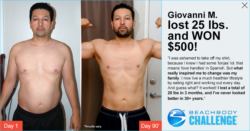 How to win $500 by losing weight
