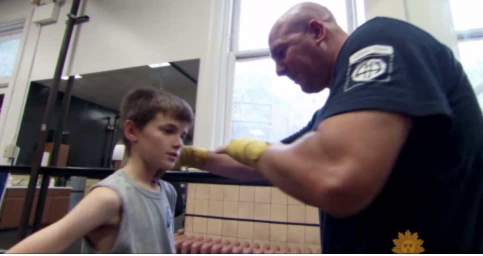 Boxing Instructor Gets Curious When 2 Kids Stop Coming