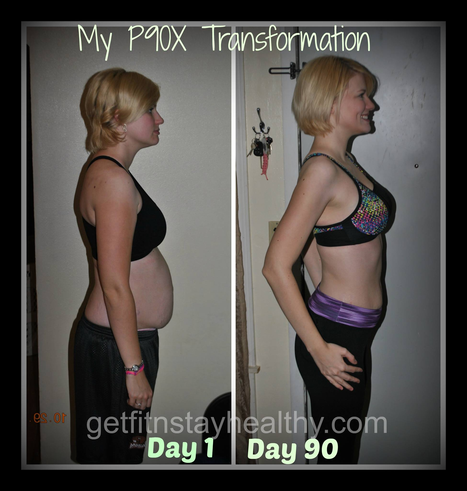 P90X Female Pictures