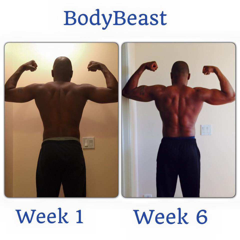 Gain Muscle in 1 Month