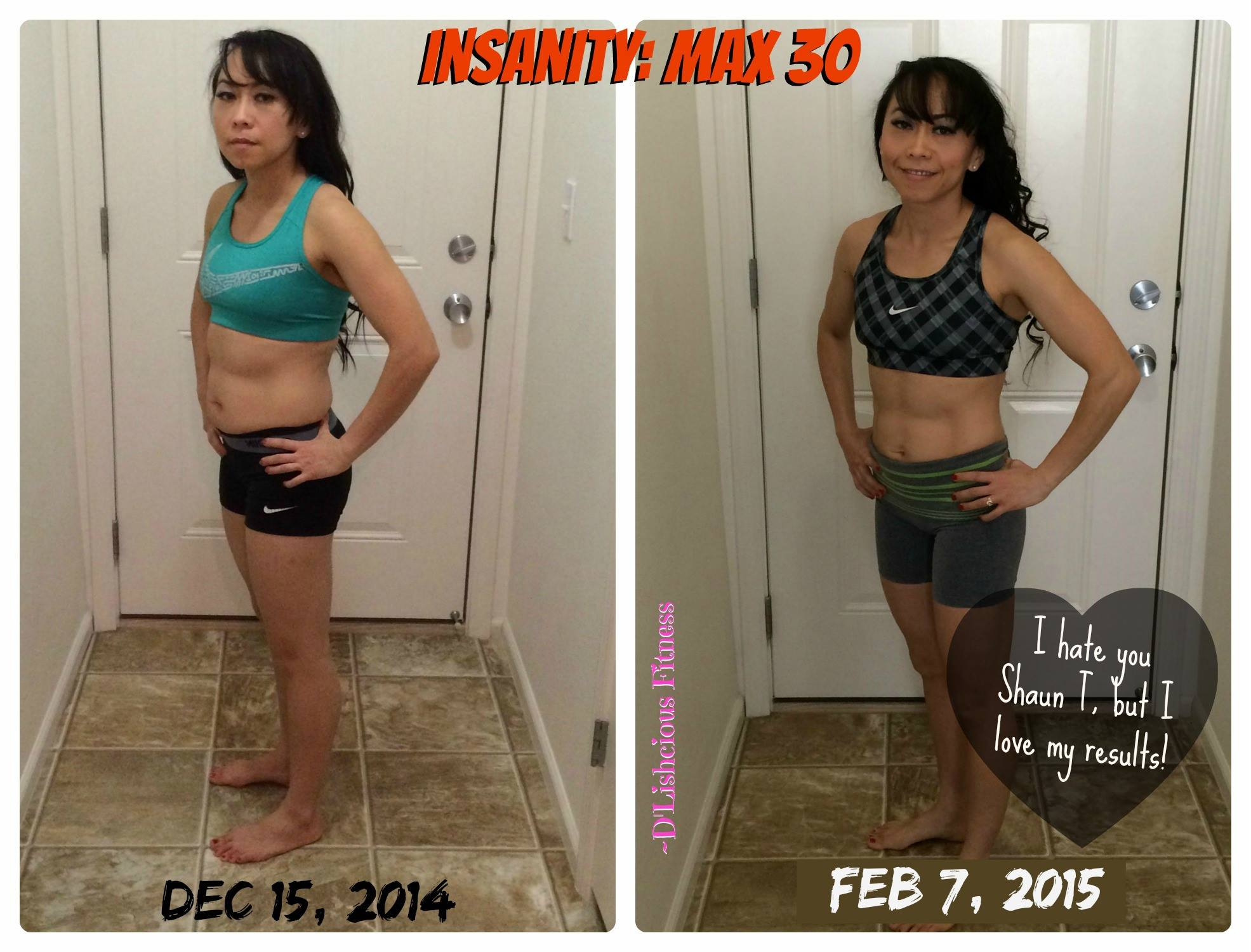 Female Insanity Max 30 Results