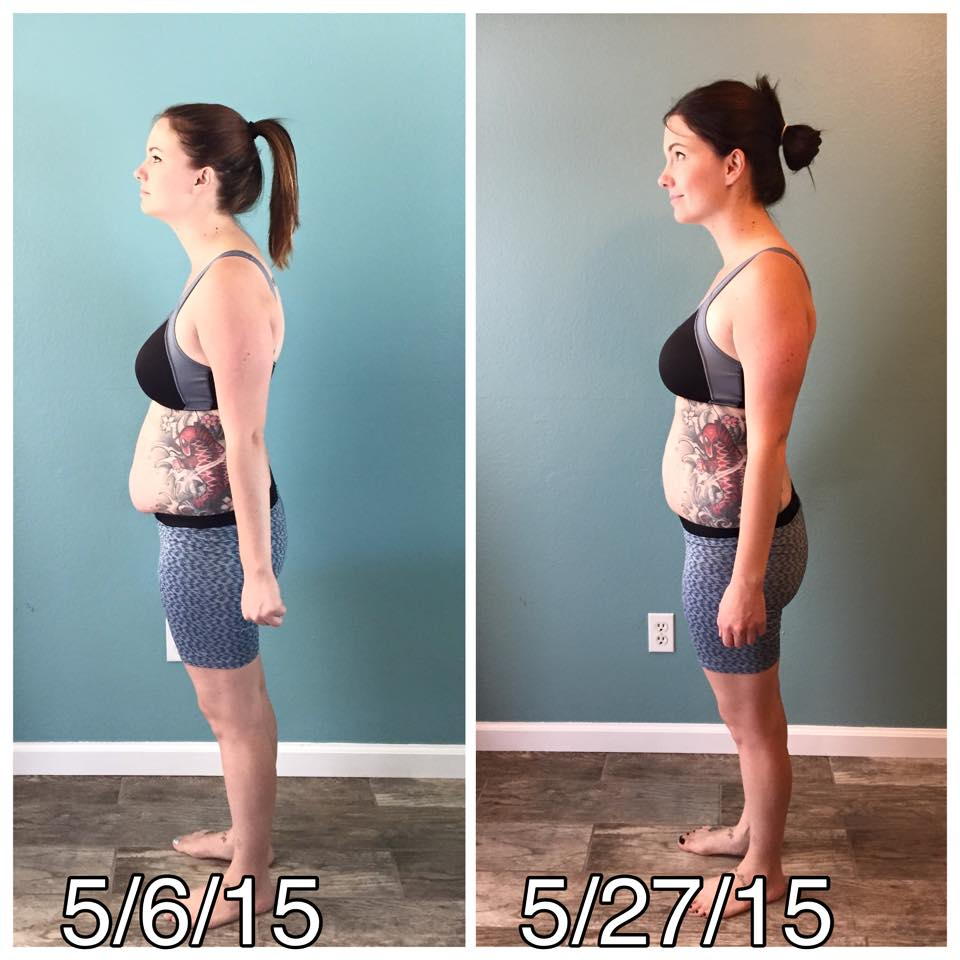 Postpartum Workout- Easy Nutrition Plan