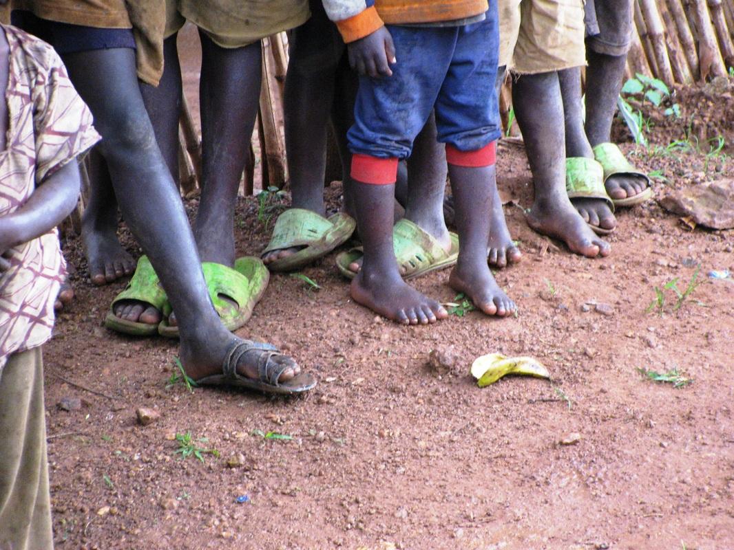 Shoe Sales in Africa