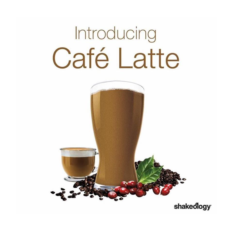 Cafe' Latte Shake