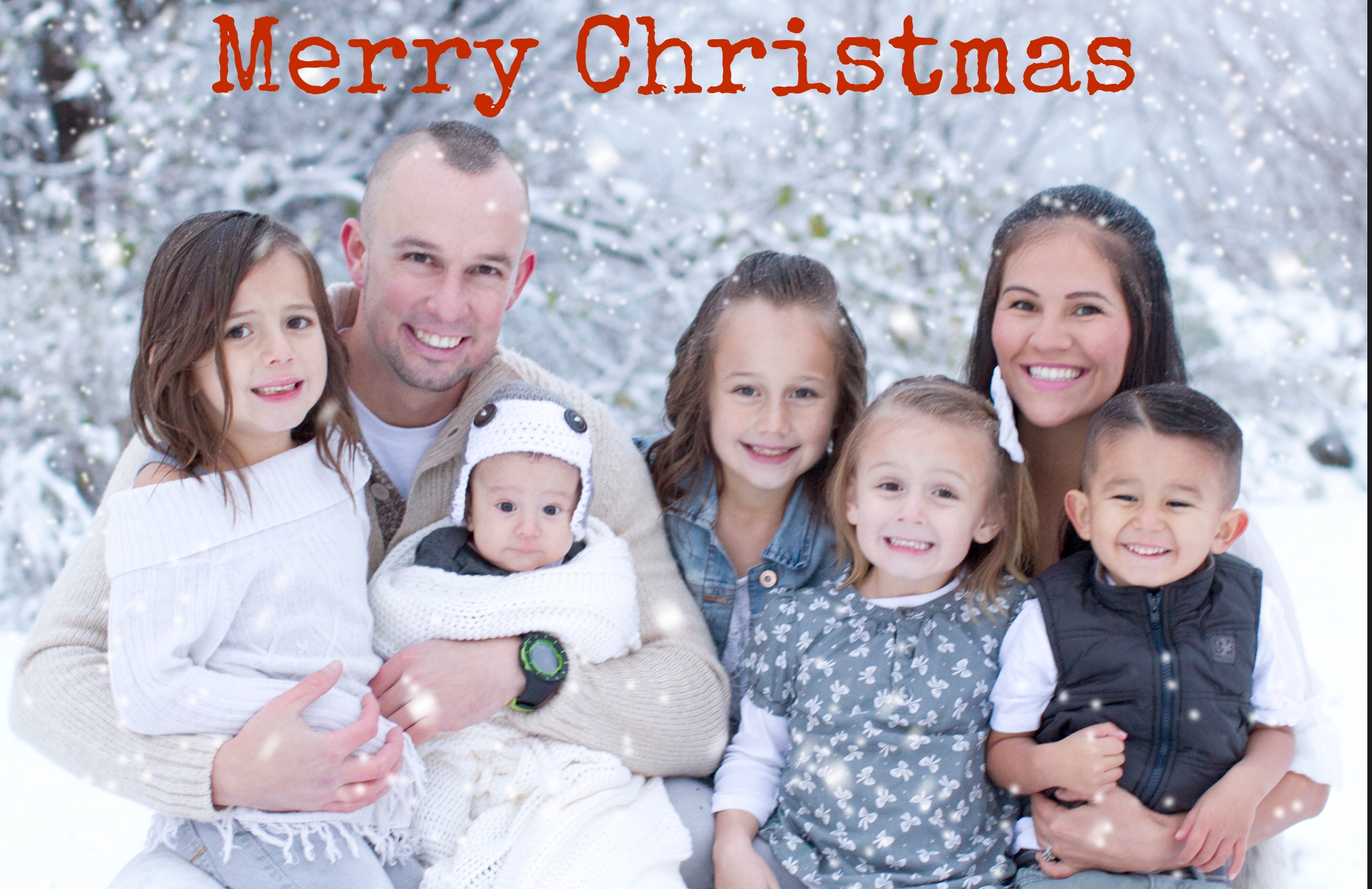 Merry Christmas from the Hobbs