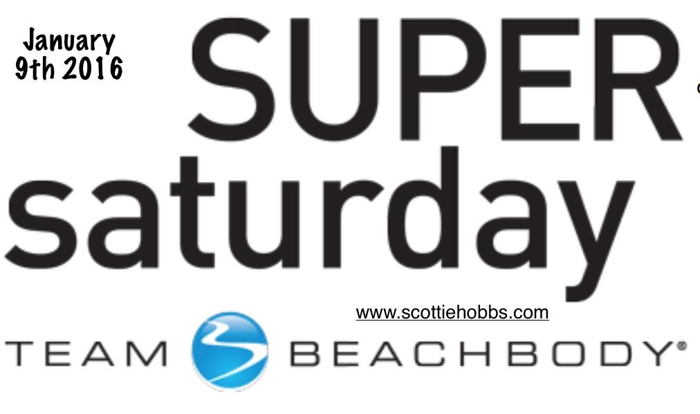 What is Beachbody Super Saturday