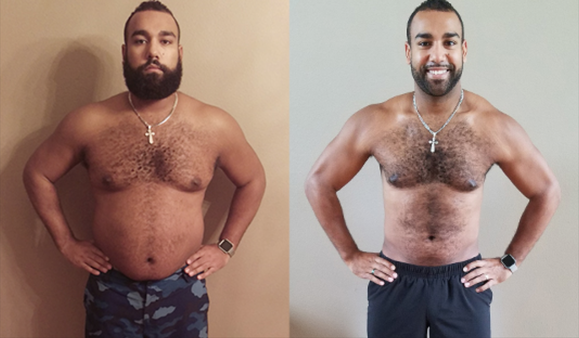Lose 50 lbs in a year