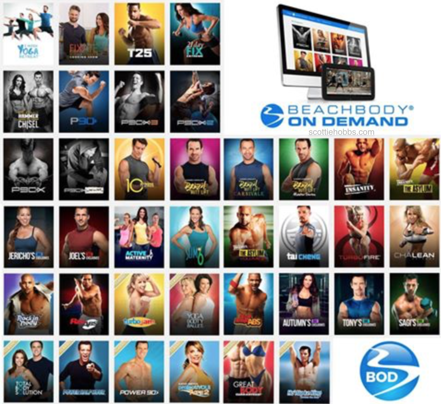 How to stream Beachbody on Demand
