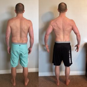 80 day obession progress photos, 80 day obsession