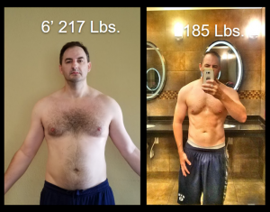 dad bod, fit dad, fit over 40
