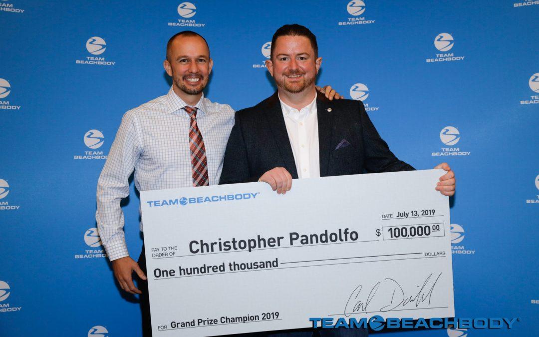 2019 Beachbody Challenge Winner