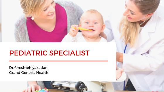 Pediatric Specialist