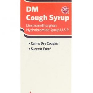 Cough Syrup DM