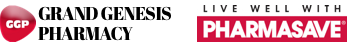 logo grand genesis pharmacy