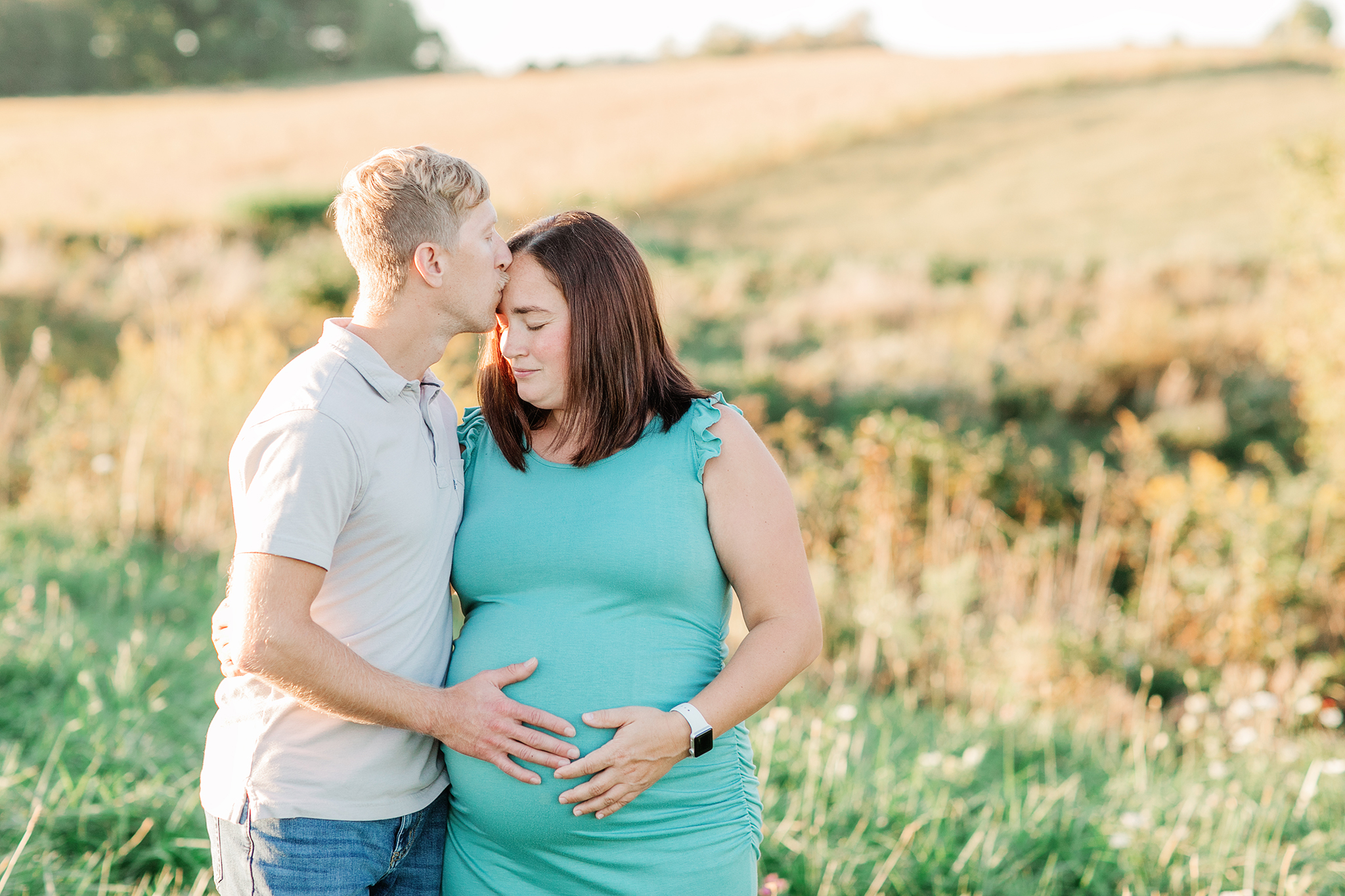 Mim & Johnny Are Having A Baby