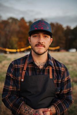 Chef Jake Wood