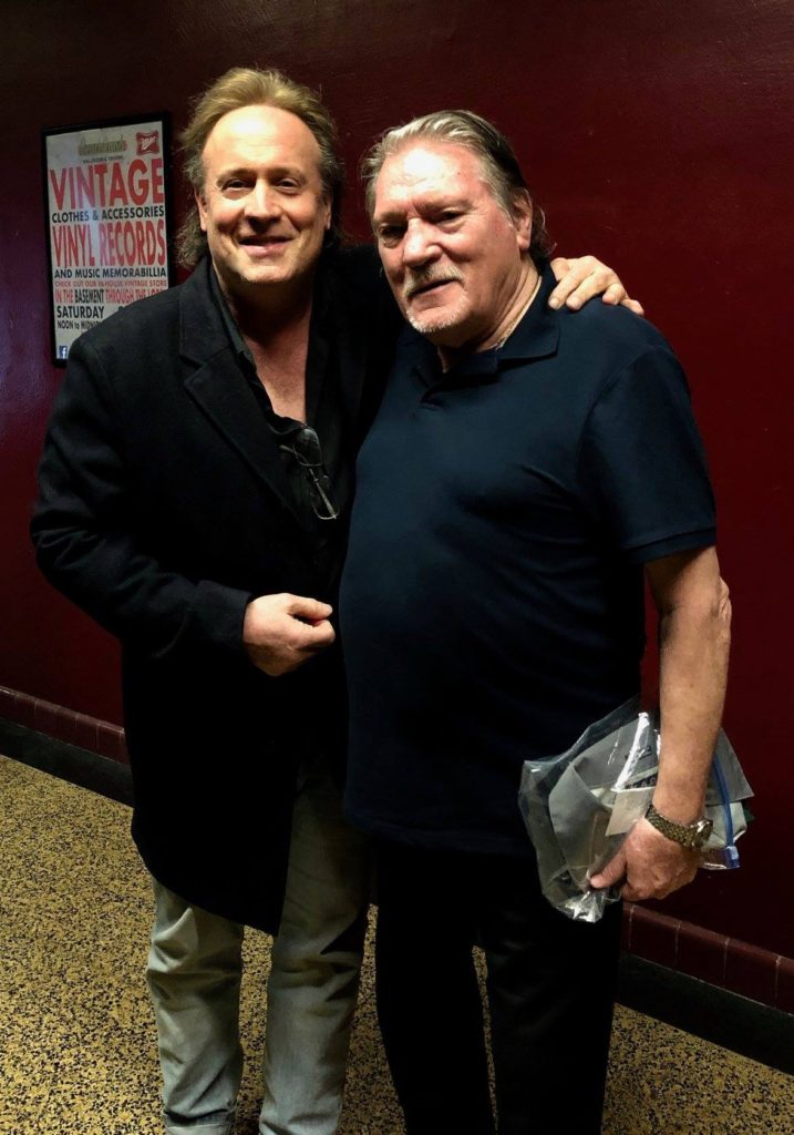With Brian Auger 2019